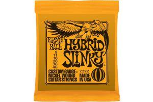 Ernie Ball 2222 Hybrid Slinky .009 - .046