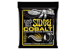Ernie Ball 2727 Cobalt Beefy Slinky .011 - .054
