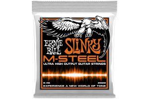Ernie Ball 2922 M-Steel Hybrid Slinky .009 - .046