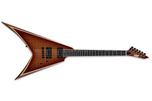 ESP USA V-II NT ACS - Amber Cherry Sunburst