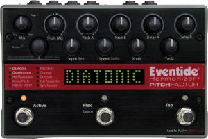 Eventide PitchFactor Harmonizer - 1x opened box