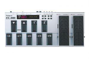 Roland FC-300 Advanced MIDI Foot Controller