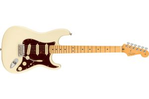 Fender American Professional II Stratocaster MN - Olympic White