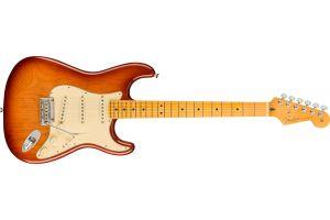 Fender American Professional II Stratocaster MN - Sienna Sunburst