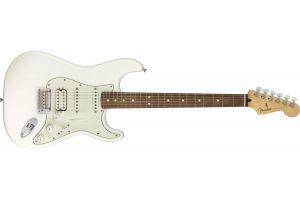 Fender Player Stratocaster HSS - Pau Ferro Fingerboard - Polar White
