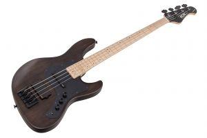 FGN J-Standard Mighty Jazz Dark Evolution BF - Black Flat