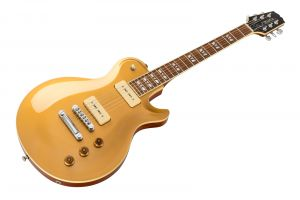 Hamer USA Monaco Elite P90 Goldtop