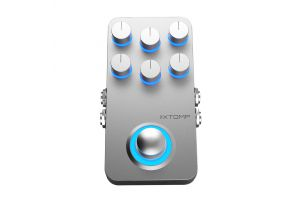 Hotone Xtomp - Bluetooth Multieffects Pedal