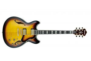Ibanez AS153 AYS Artstar - Antique Yellow Sunburst