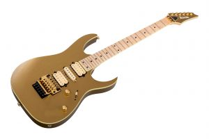 Ibanez RG657AHM GDF Prestige - Gold Flat