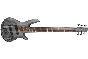 Ibanez SRFF806 BKS Bass Workshop - Black Stained