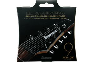 Ibanez IEGS9 .009 - .090 - Strings for 9-string guitars