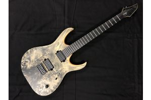 Mayones Duvell 6 Elite - Trans Graphite Satin