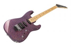 Jackson USA Custom Shop Strat - Pink Rose