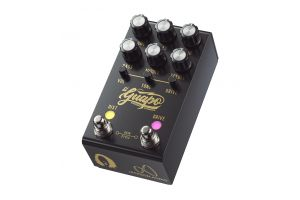 Jackson Audio El Guapo - Mateus Asato Signature Overdrive & Distortion - b-stock (1x opened box)