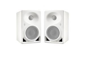 Neumann KH 80 DSP - White - Pair Bundle Set