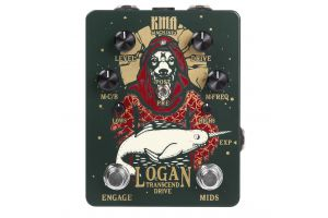 KMA Audio Machines Logan Overdrive