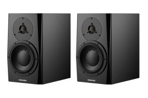 Dynaudio LYD-7 Black - PAIR BUNDLE SET