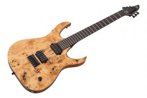 Mayones Duvell 6 Elite - Trans Natural Satin