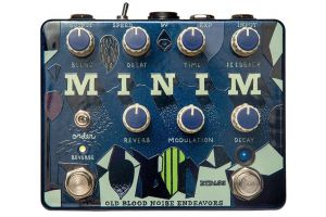 Old Blood Noise Endeavors Minim - Reverse Modulated Delay / Reverb