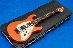 Music Man USA Steve Morse FR TP - Tangerine Pearl MH