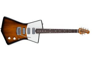 Music Man USA St. Vincent HHH Guitar TB - Tobacco Burst