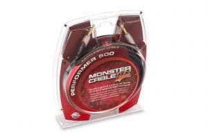 Monster Cable Performer 500 Straight/Straight 6.4m (21')