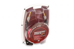 Monster Cable Performer 500 Straight/Straight 0.91m (3')