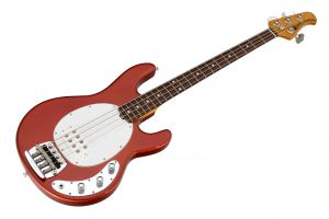 Music Man USA Classic Stingray 4 CC - Classic Candy RW Flame PV