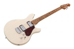 Music Man USA James Valentine TU - Trans Buttermilk