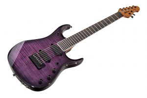 Music Man USA John Petrucci JP15-7 BFR Eminence Purple - Limited Edition