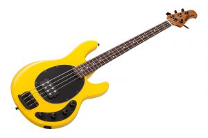 Music Man USA Stingray 4 Special GY - HD Yellow RW