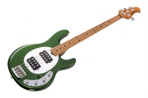 Music Man USA Stingray 4 Special HH EV - Charging Green MN