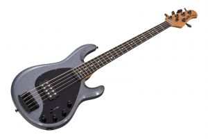 Music Man USA Stingray 5 Special CP - Charcoal Sparkle