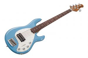 Music Man USA Stingray 5 Special CZ - Chopper Blue RW