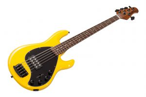 Music Man USA Stingray 5 Special GY - HD Yellow RW
