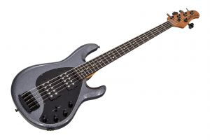 Music Man USA Stingray 5 Special HH CP - Charcoal Sparkle