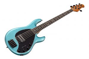 Music Man USA Stingray 5 Special SK - Aqua Sparkle