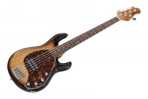 Music Man USA Stingray 5 Special WT - Burnt Ends