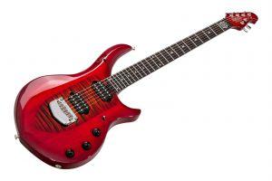 Music Man USA John Petrucci Majesty 6 RS - Red Sunrise