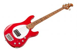 Music Man USA Sterling 4 SR - Scarlet Red