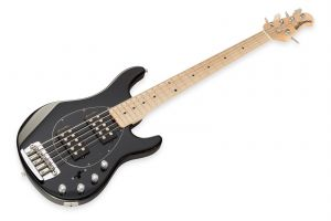 Music Man USA Sterling 5 HH BK - Black MN