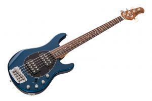Music Man USA Sterling 5 HH VBP - Vintage Blue Pearl