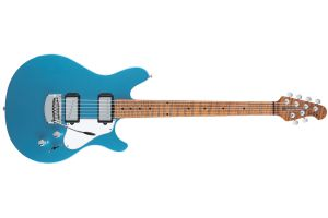 Music Man USA James Valentine Trem TLB - Toluca Lake Blue