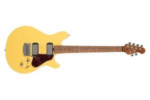 Music Man USA James Valentine Trem TY - TV Yellow