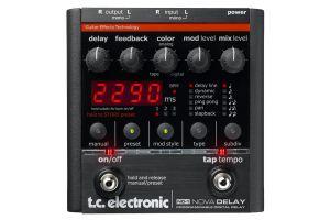 TC Electronic ND-1 Nova Delay - b-stock (1x opened box)