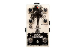 Old Blood Noise Endeavors Black Fountain V3 - Oil Can Delay