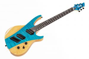Ormsby Futura GTR6 (Run 10) Multiscale FM - Maya Blue Gloss