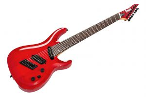Ormsby SX Carved Top GTR7 (Run 10) Multiscale - Fire Red Candy Gloss