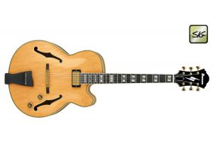 Ibanez PM200 NT - Natural - Pat Metheny Signature